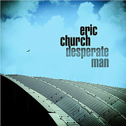 Eric Church - Desperate Man notas para el fortepiano