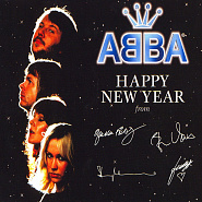 ABBA - Happy new year notas para el fortepiano