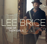 Lee Brice - One of Them Girls notas para el fortepiano