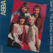 ABBA - The Winner Takes It All notas para el fortepiano