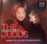 The Judds - Grandpa (Tell Me 'Bout the Good Old Days) notas para el fortepiano