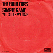 The Four Tops - A Simple Game notas para el fortepiano