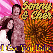 Cher etc. - I Got You Babe notas para el fortepiano