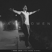 Jake Owen -  I Was Jack (You Were Diane) notas para el fortepiano
