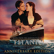 James Horner - The Sinking (Titanic Soundtrack OST) notas para el fortepiano
