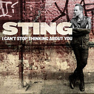 Sting - I Can't Stop Thinking About You notas para el fortepiano