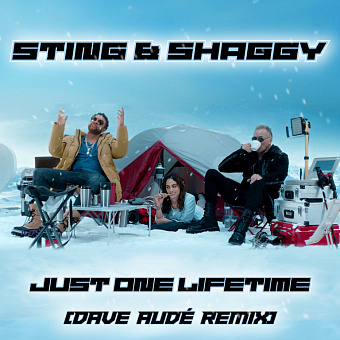 Sting, Shaggy - Just One Lifetime notas para el fortepiano