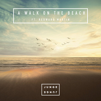 Junge Junge, Redward Martin - A Walk On The Beach notas para el fortepiano