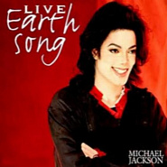 Michael Jackson - Earth Song notas para el fortepiano