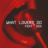 Maroon 5 etc. - What Lovers Do notas para el fortepiano