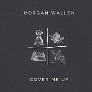 Morgan Wallen - Cover Me Up notas para el fortepiano