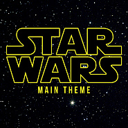 John Williams - Star Wars (Main Theme) notas para el fortepiano
