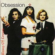 Army Of Lovers - Obsession notas para el fortepiano