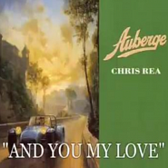 Chris Rea - And You My Love notas para el fortepiano