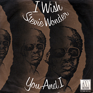 Stevie Wonder - I Wish notas para el fortepiano