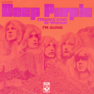 Deep Purple - Strange Kind Of Woman notas para el fortepiano