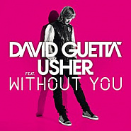 David Guetta etc. - Without You notas para el fortepiano