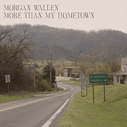 Morgan Wallen - More Than My Hometown notas para el fortepiano