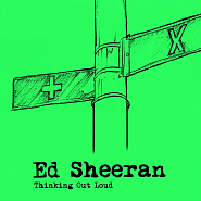 Ed Sheeran - Thinking Out Loud notas para el fortepiano