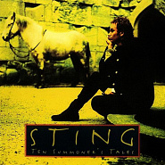 Sting - Fields of Gold notas para el fortepiano