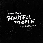 Khalid etc. - Beautiful People notas para el fortepiano