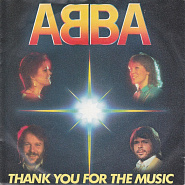 ABBA - Thank You For The Music notas para el fortepiano