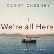 Kenny Chesney - We're All Here notas para el fortepiano