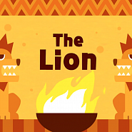 Pinkfong - The Lion notas para el fortepiano