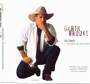 Garth Brooks - The Dance notas para el fortepiano