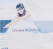 Lee Ann Womack - I Hope You Dance notas para el fortepiano