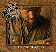 Zac Brown Band - Chicken Fried notas para el fortepiano