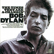 Bob Dylan - The Times They Are a-Changin' notas para el fortepiano