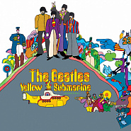 The Beatles - Yellow Submarine notas para el fortepiano