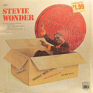 Stevie Wonder - Signed, Sealed, Delivered I'm Yours notas para el fortepiano
