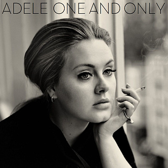 Adele - One and only notas para el fortepiano