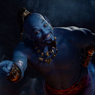 Will Smith etc. - Friend Like Me (End Title, From Aladdin 2019) notas para el fortepiano
