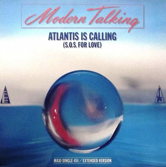 Modern Talking - Atlantis Is Calling (S.O.S. For Love) notas para el fortepiano