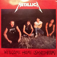 Metallica - Welcome home (Sanitarium) notas para el fortepiano