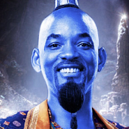 Will Smith etc. - Friend Like Me (from Aladdin 2019 soundtrack) notas para el fortepiano