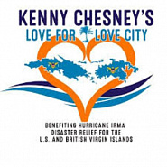 Kenny Chesney etc. - Love for Love City notas para el fortepiano