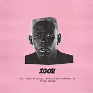 Tyler, The Creator - I DON'T LOVE YOU ANYMORE notas para el fortepiano