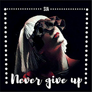 Sia - Never Give Up notas para el fortepiano