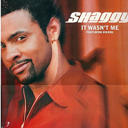 Shaggy - It Wasn't Me notas para el fortepiano