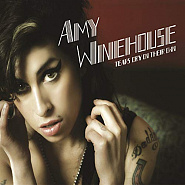 Amy Winehouse - Tears Dry on Their Own notas para el fortepiano