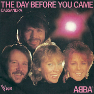 ABBA - The Day Before You Came notas para el fortepiano