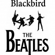 The Beatles - Blackbird notas para el fortepiano