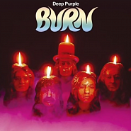 Deep Purple - Burn notas para el fortepiano
