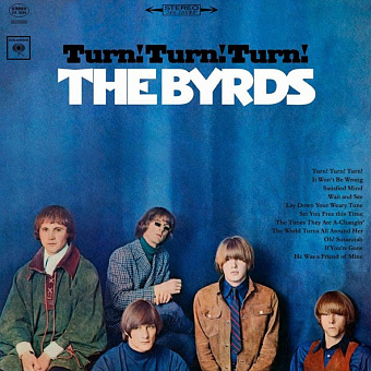 The Byrds - Turn! Turn! Turn! (To Everything There Is a Season) notas para el fortepiano