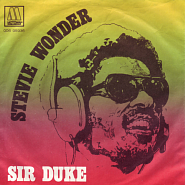 Stevie Wonder - Sir Duke notas para el fortepiano