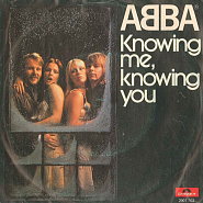 ABBA - Knowing Me, Knowing You notas para el fortepiano
